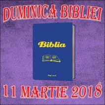 Duminica Bibliei